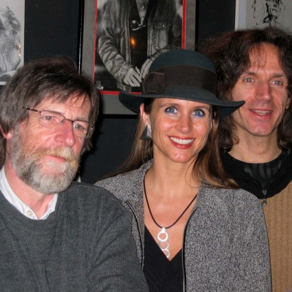 Paris 2002 - Duo Balance mit Louis Capart